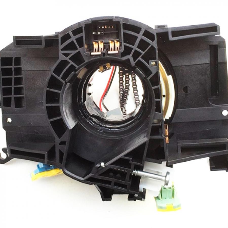 Instalación y Reparación de Anillos del Airbag Renault Laguna