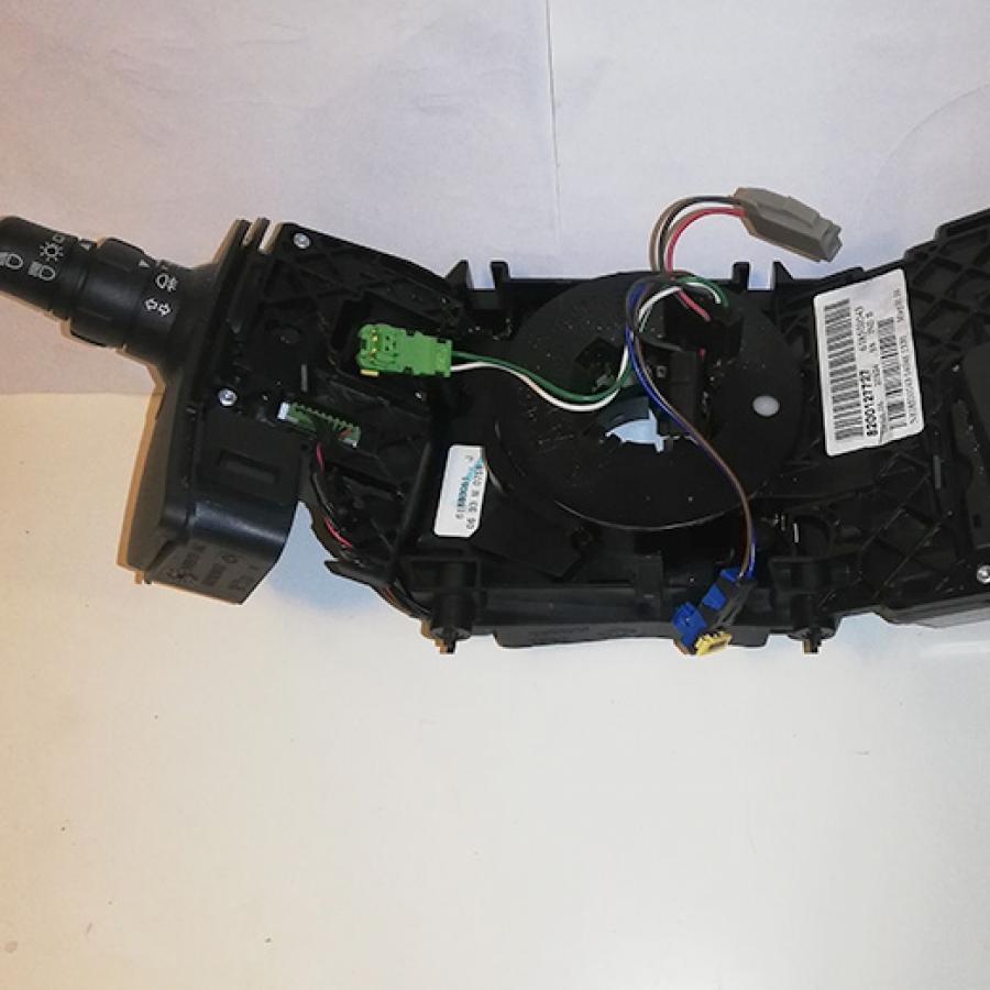 Instalación y Reparación de Anillos del Airbag Scenic